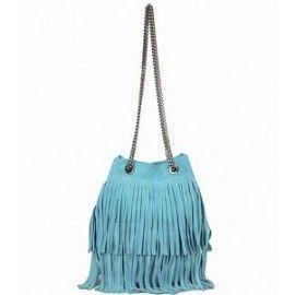 Женская замшевая сумочка DB977