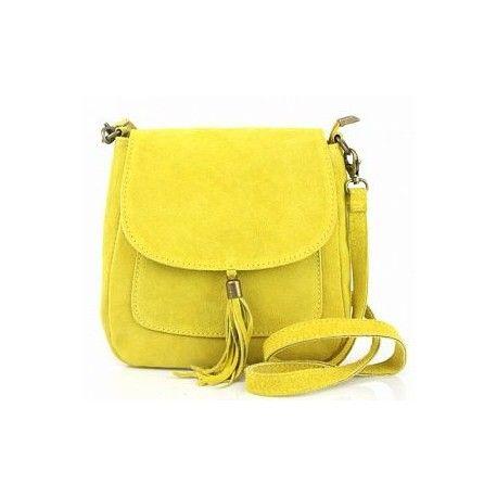 Женская замшевая сумка Tuscany Italia COT1244C