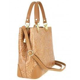 Женская кожаная сумка Bottega Carele BC143