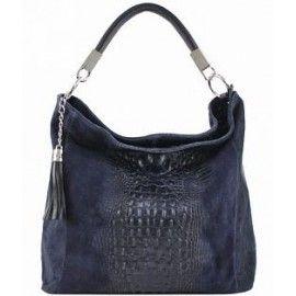 Кожаная женская сумка DB7021