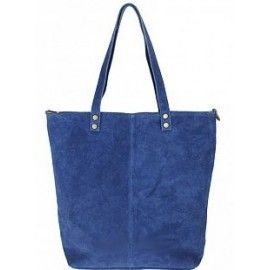 Женская замшевая сумка Italian bags DB7112