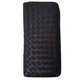 Кожаный женский кошелек на молнии TR8291N