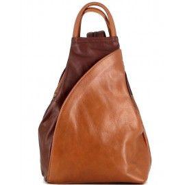 Женский кожаный рюкзак Bottega Carele BC724-2