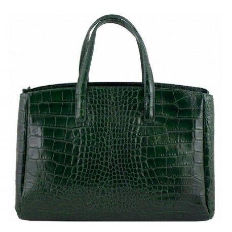 Кожаная женская сумка DB8864
