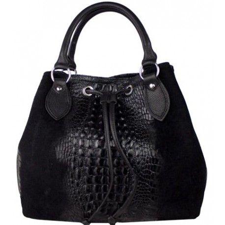1c3f2b892abc Кожаная женская сумка Italian Bags DB7005