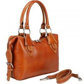 Женская кожаная сумка Bottega Carele BC133