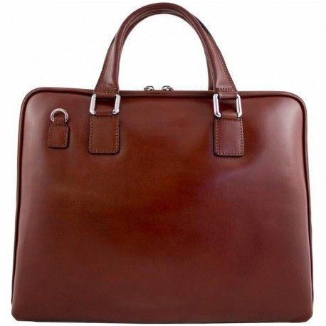 9a01eb9a4467 Женская кожаная сумка-портфель Bottega Carele BC801