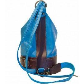 Женская кожаная сумка-рюкзак Italian bags DB6940