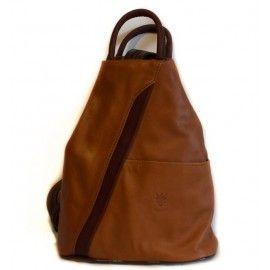 Женский кожаный рюкзак DB6925-2c