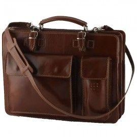 Портфель кожаный Tuscany Italia COT5021