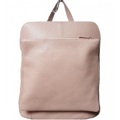 Женская кожаная сумка-рюкзак Bottega Carele BC704