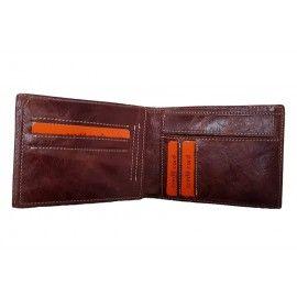 Кожаный мужской кошелек СОТ8088M