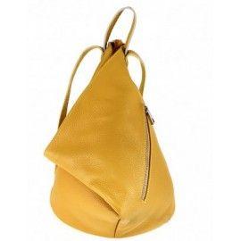 Кожаный женский рюкзак DB7120