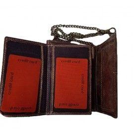 Кожаный мужской кошелек СОТ8360M